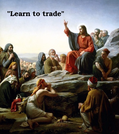 Learn to trade